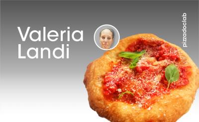 Valeria Landi - frittura contemporanea - Accademia Nazionale Pizza DOC