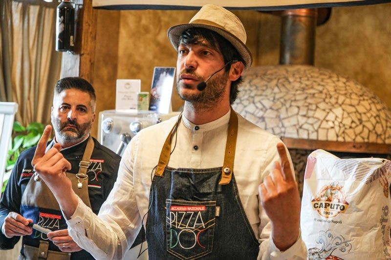 La Diversamente Napoletana di Salvatore Lioniello 08 - Accademia Nazionale Pizza DOC