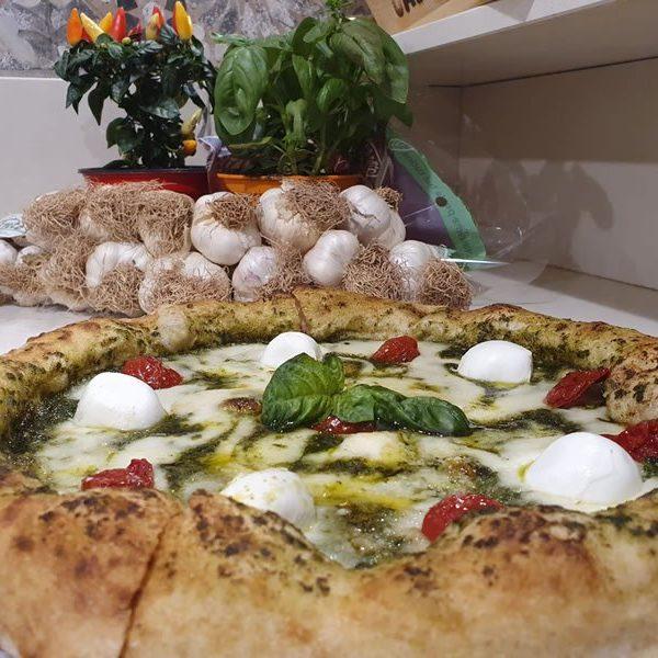 Vincenzo Fotia - Impasti Alternativi 04 - Accademia Nazionale Pizza DOC